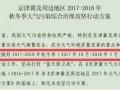 京津冀10月开始多行业将全面停产!